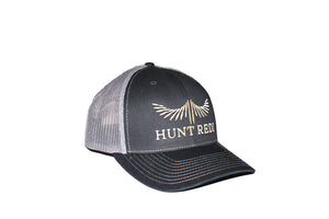 Hunt Redi Center Logo Black/Charcoal