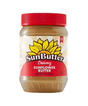 Load image into Gallery viewer, Creamy SunButter® Sunflower Butter (6ct)
