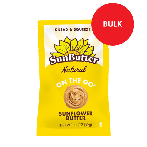 Natural On the Go™ SunButter® Pouches (200ct)