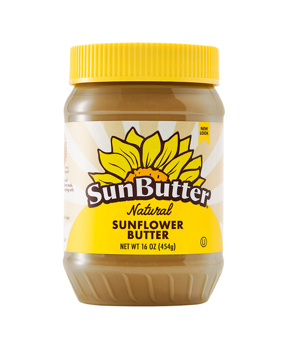 Natural SunButter® Sunflower Butter (6ct)