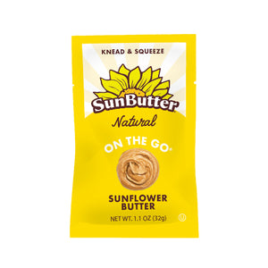 Natural On the Go™ SunButter® Pouches (30ct)