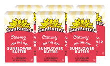 Load image into Gallery viewer, Creamy On the Go™ SunButter® (6ct)