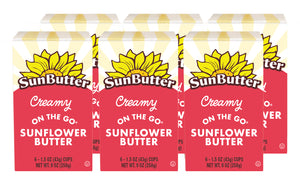Creamy On the Go™ SunButter® (6ct)