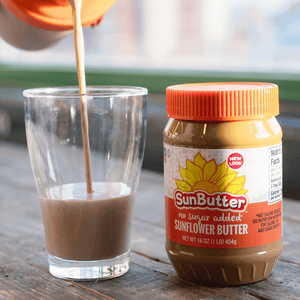 No Sugar Added SunButter® Sunflower Butter (6ct)