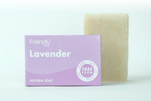 Friendly Soap 薰衣草潔膚皂 - Green 360°