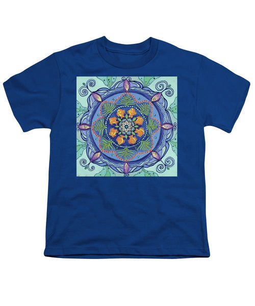 And So It Grows Expansion And Creation - Youth T-Shirt