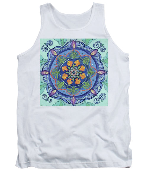 And So It Grows Expansion And Creation - Tank Top