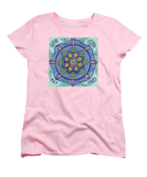 And So It Grows Expansion And Creation - Women's T-Shirt (Standard Fit)