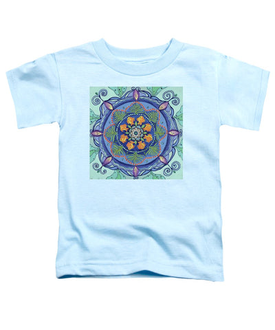 And So It Grows Expansion And Creation - Toddler T-Shirt
