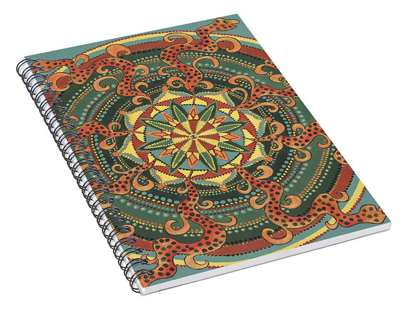 Co Creation Contracts Are Made - Spiral Notebook