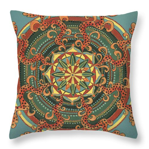 Co Creation Contracts Are Made - Throw Pillow