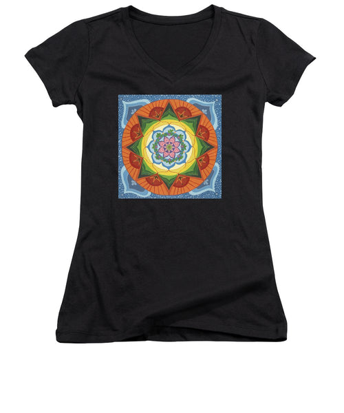 Ever Changing Always Changing - Women's V-Neck