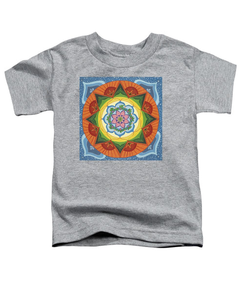 Ever Changing Always Changing - Toddler T-Shirt