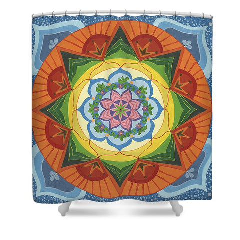 Ever Changing Always Changing - Shower Curtain