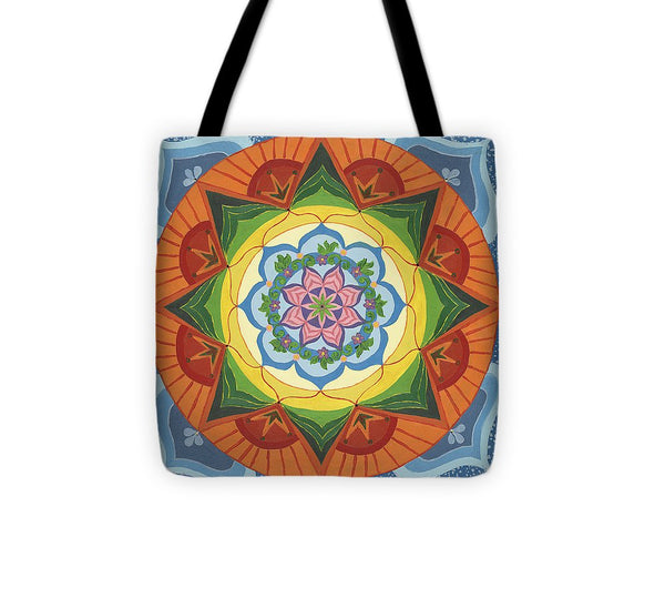 Ever Changing Always Changing - Tote Bag