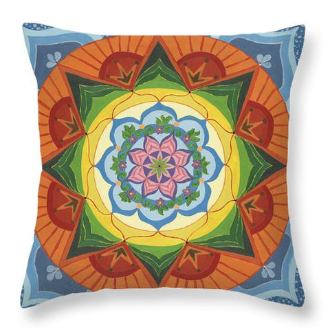 Ever Changing Always Changing - Throw Pillow