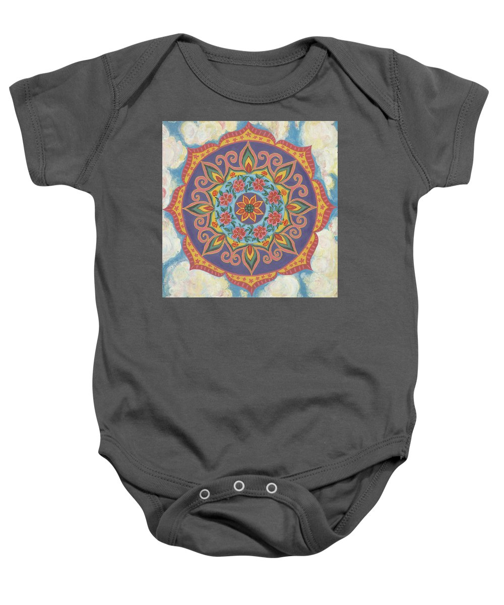 Grace And Ease The Art Of Allowing - Baby Onesie