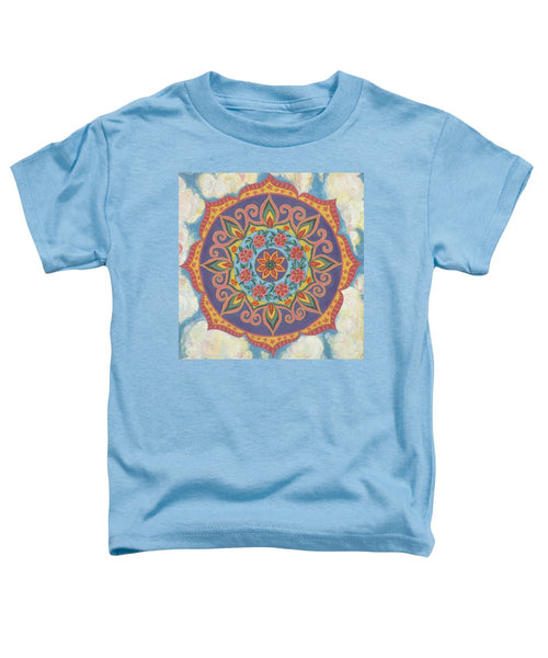 Grace And Ease The Art Of Allowing - Toddler T-Shirt