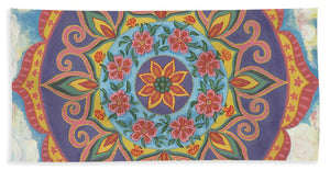 Grace And Ease The Art Of Allowing - Beach Towel