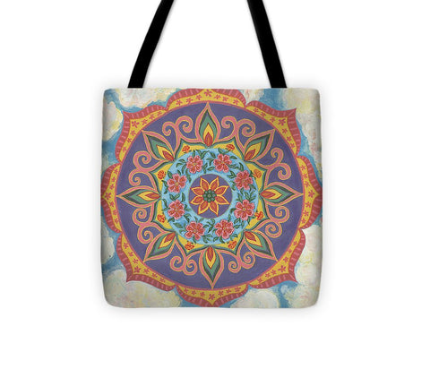 Grace And Ease The Art Of Allowing - Tote Bag
