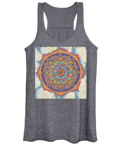 Grace And Ease The Art Of Allowing - Women's Tank Top