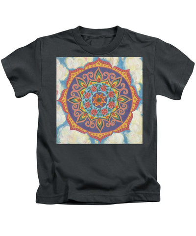 Grace And Ease The Art Of Allowing - Kids T-Shirt