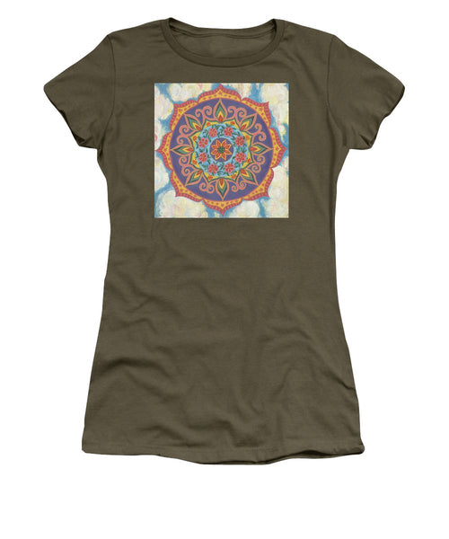 Grace And Ease The Art Of Allowing - Women's T-Shirt