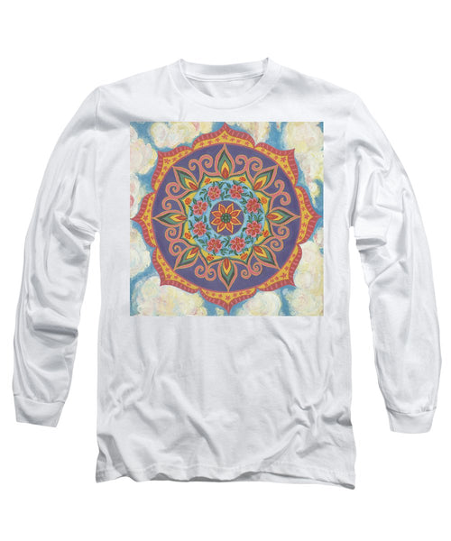 Grace And Ease The Art Of Allowing - Long Sleeve T-Shirt