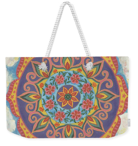 Grace And Ease The Art Of Allowing - Weekender Tote Bag