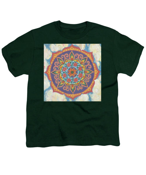 Grace And Ease The Art Of Allowing - Youth T-Shirt