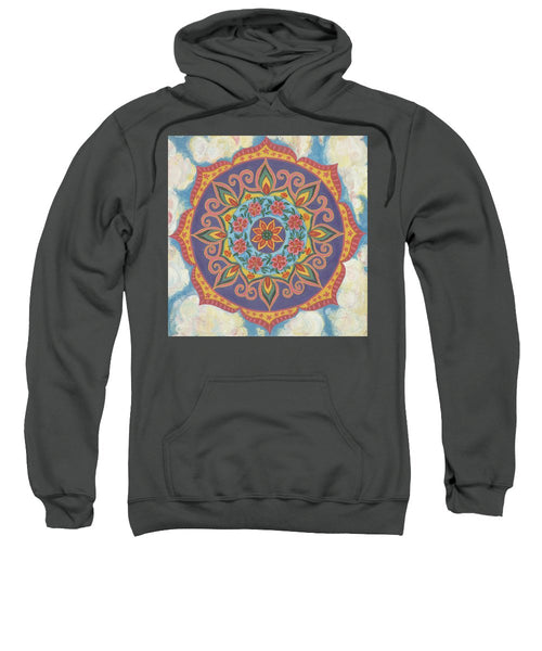 Grace And Ease The Art Of Allowing - Sweatshirt