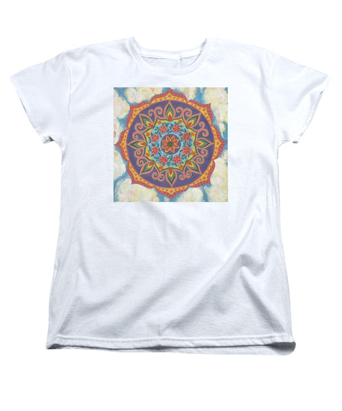Grace And Ease The Art Of Allowing - Women's T-Shirt (Standard Fit)