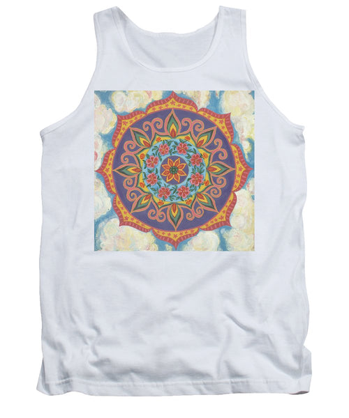 Grace And Ease The Art Of Allowing - Tank Top