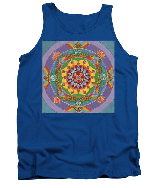 Self Actualization The Individual Need To Evolve - Tank Top