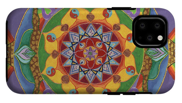 Self Actualization The Individual Need To Evolve - Phone Case