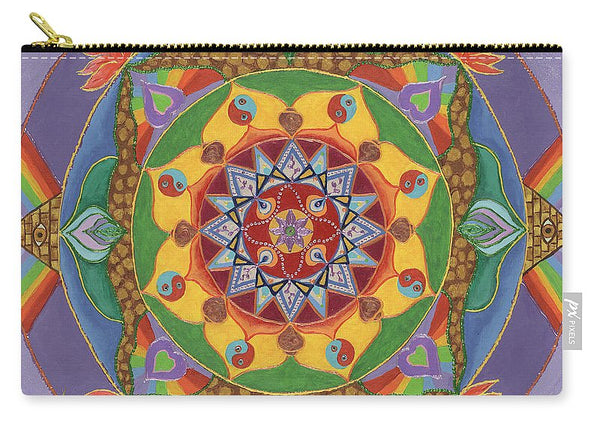 Self Actualization The Individual Need To Evolve - Carry-All Pouch