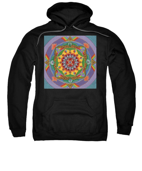 Self Actualization The Individual Need To Evolve - Sweatshirt