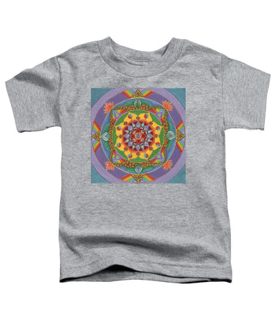 Self Actualization The Individual Need To Evolve - Toddler T-Shirt
