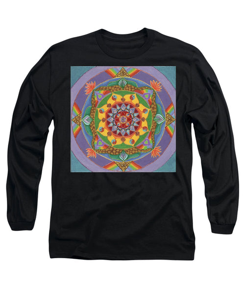 Self Actualization The Individual Need To Evolve - Long Sleeve T-Shirt