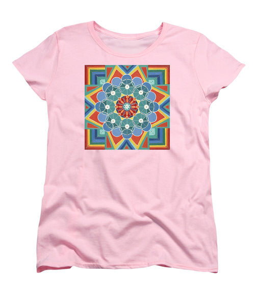 The Circle Of Life Relationships - Women's T-Shirt (Standard Fit)
