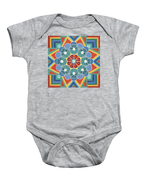 The Circle Of Life Relationships - Baby Onesie
