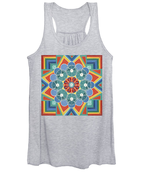 The Circle Of Life Relationships - Women's Tank Top