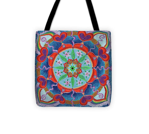 The Seed Is Planted Creation - Tote Bag