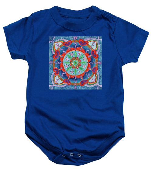 The Seed Is Planted Creation - Baby Onesie