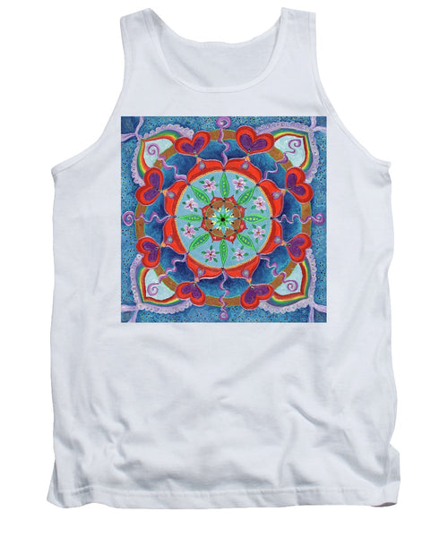 The Seed Is Planted Creation - Tank Top
