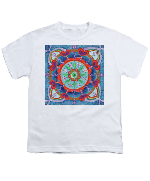 The Seed Is Planted Creation - Youth T-Shirt