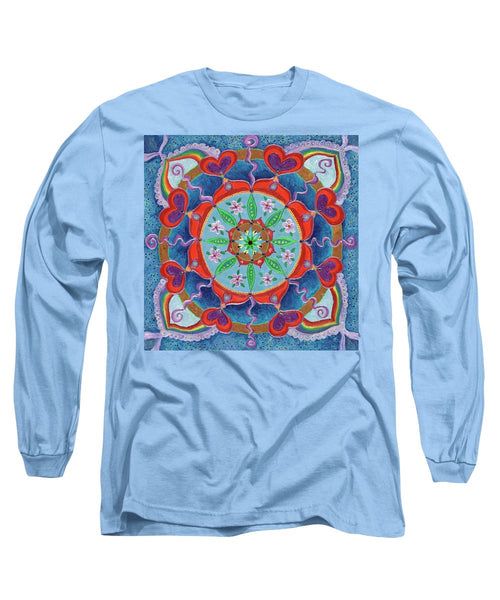 The Seed Is Planted Creation - Long Sleeve T-Shirt
