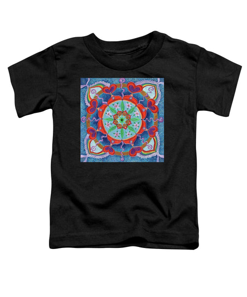 The Seed Is Planted Creation - Toddler T-Shirt