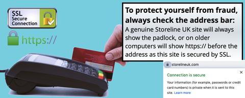 Protecting yourself from fraud when shopping online