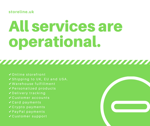 All services are operational.
